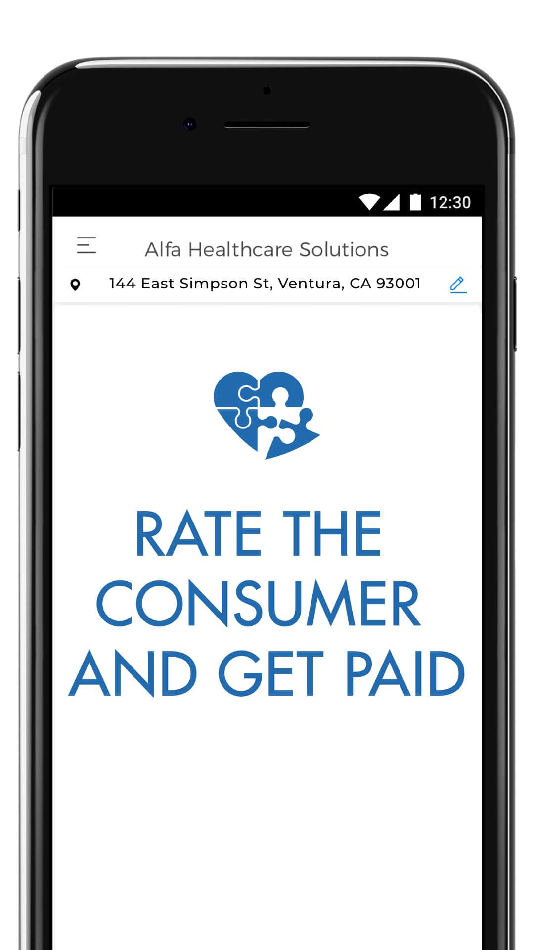 Rate the consumer and get paid