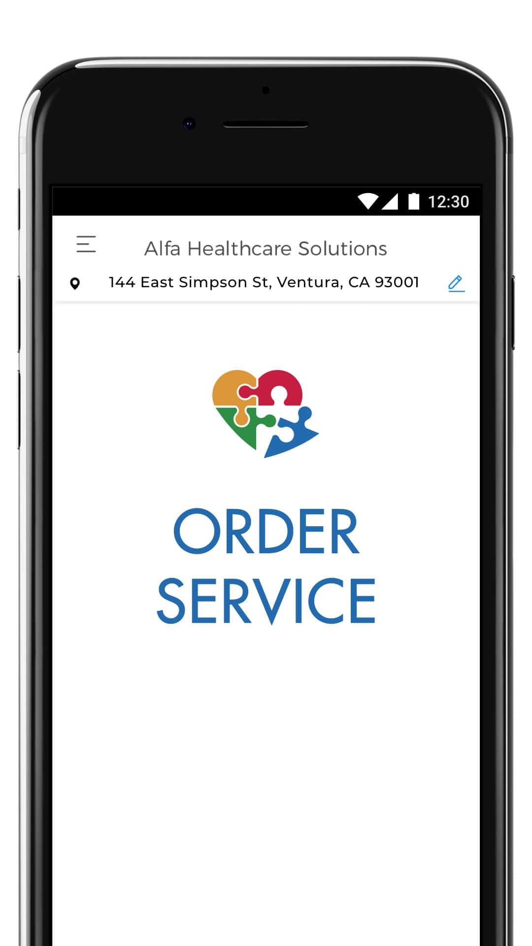 Signup - Order Service
